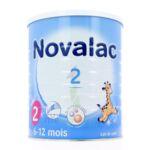 Acheter NOVALAC 2 Lait en poudre 2ème âge B/800g* à Annecy
